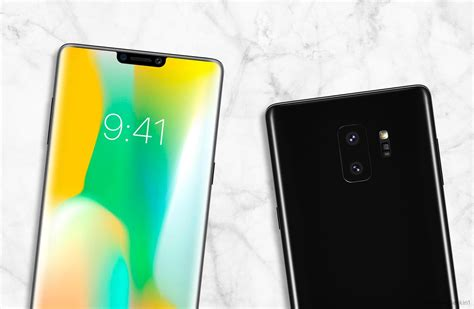 x samsung note samsung galaxy note 10 fan made renders suggest what the future holds gizmochina