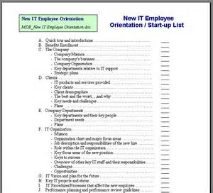 Others May Not Know What You Know Itlever New Employee Plan Template