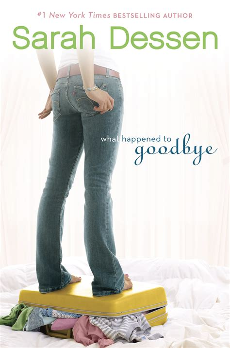 what happened to what happened to goodbye dessen