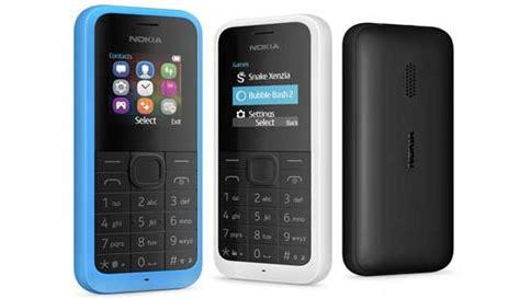 Hp Nokia 105 Di Pekanbaru new nokia 105 dual sim specifications and price