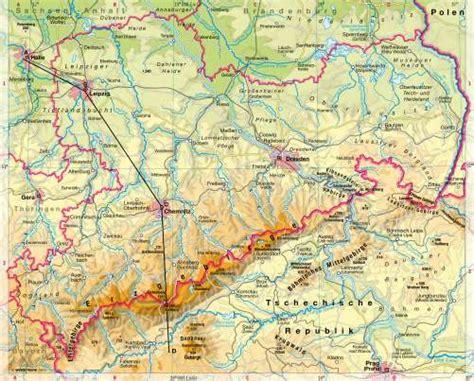 gebirgskarte deutschland heimat und welt kartenansicht