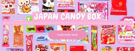 Japan Giveaway - unboxing giveaway japan candy box twinkie chan blog