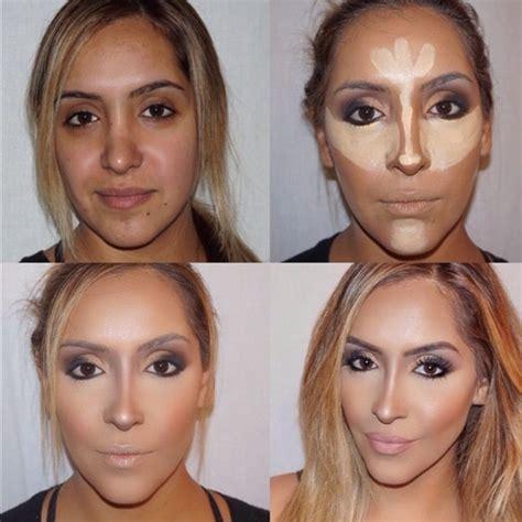 Harga Makeover Professional Highlight Contour Palette 89 other new 15 colors makeup contour palette