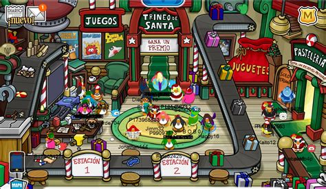 imagenes del taller de santa claus happy16clubpenguin just another wordpress com site