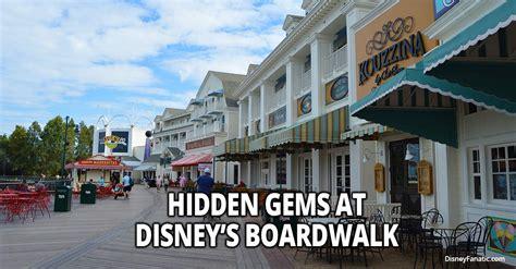 hidden gems  disneys boardwalk