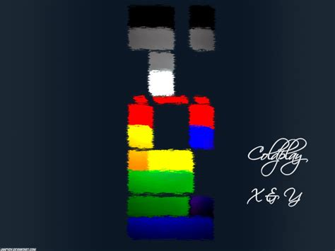 coldplay x and y vinyl coldplay wallpaper x and y by jaapvdv on deviantart
