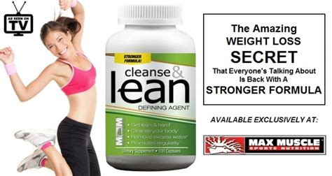 Dr Cabot Clean And Lean Detox by Max California