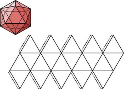 figuras geometricas de 4 lados icosaedro poligono de 20 caras julene 1 fotolog