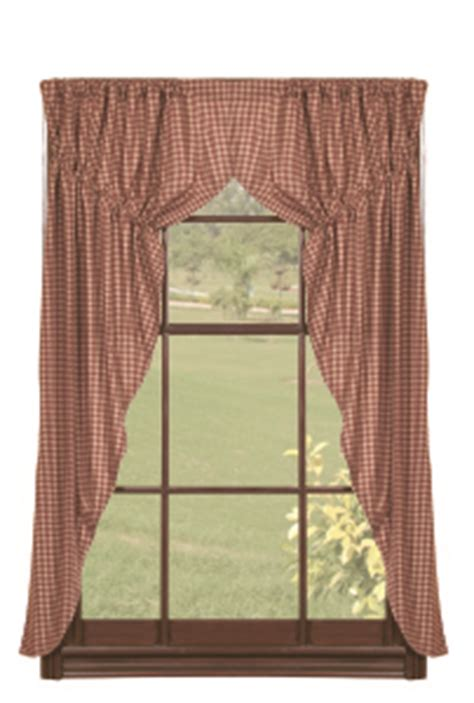 primitive curtains for french doors checker berry madness primitive home decors in