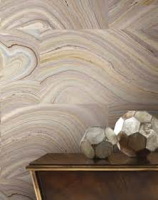 York Wallcoverings Home Design by Candice Olson Wallpapers Exude Natural Luxury