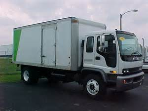 Isuzu Box Truck For Sale Used Box Trucks For Sale Freightliner International Isuzu