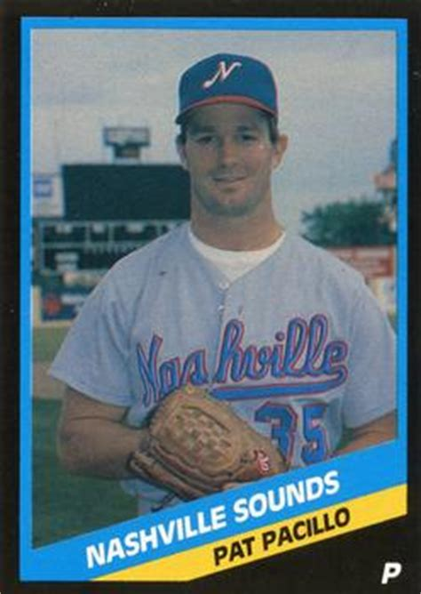 1988 cmc nashville sounds baseball gallery | the trading
