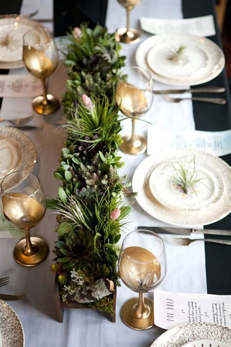 decoration noel table 20 thanksgiving table decorations ideas