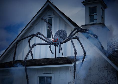 create  outdoor house  horrors  halloween garden club
