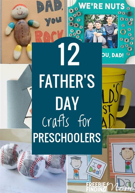 s day for 12 father s day crafts for preschoolers