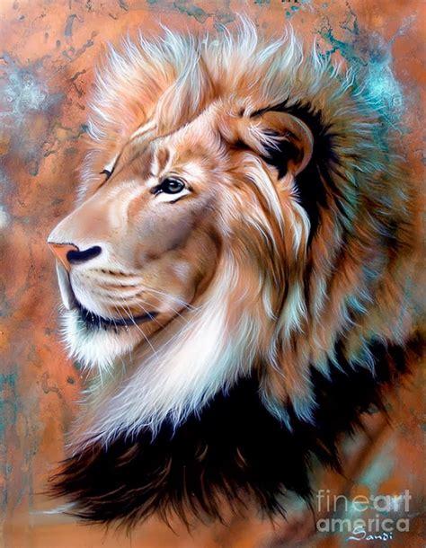 imagenes abstractas de leones cuadros modernos pinturas y dibujos cuadro de le 243 n