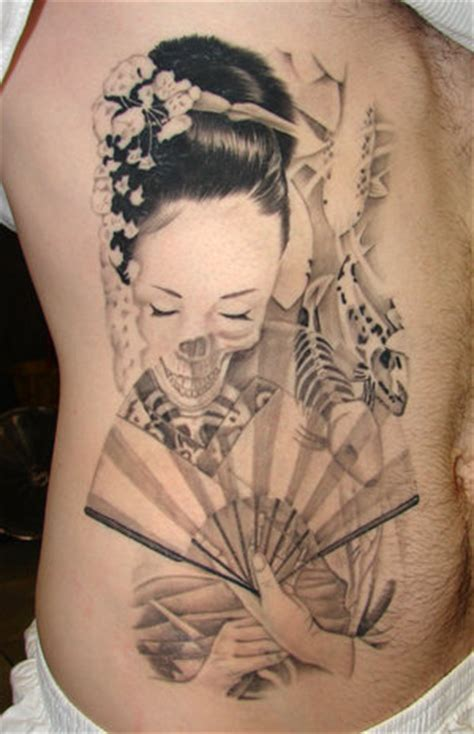 japanese tattoo art geisha attractive japanese geisha tattoos designs ideas design art