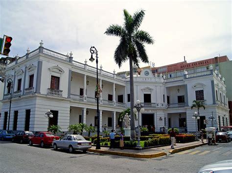 imagenes historicas de veracruz centro hist 243 rico de la ciudad de veracruz