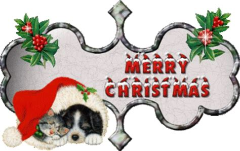 christmas animals graphics picgifscom