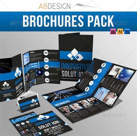 a4 brochure template trifolds brochures templates images
