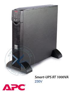 Ups Apc Surt1000xli ups smart apc surt1000xli on line 1000va 700w 230v db 9 rs 232 smartslot 2u
