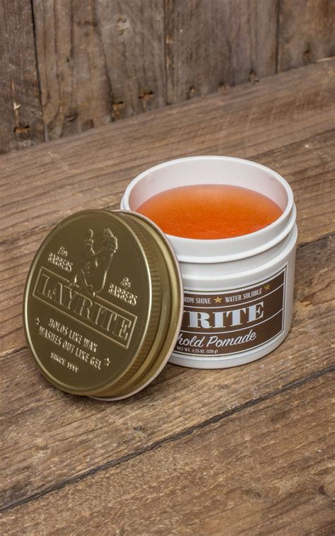 Pomade Vespa layrite quot deluxe pomade quot hold