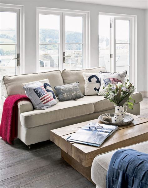new england living room be inspired by this devon fisherman s cottage the room edit