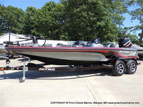 nitro center console boat for sale nitro center consoles for sale 187 pros choice marine
