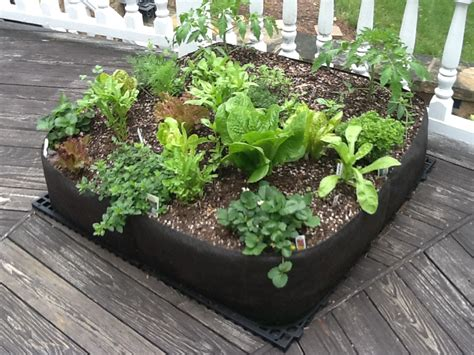 Landscape Fabric In Raised Beds Fabric Raised Bed Vegetable Gardens Instant Organic Garden