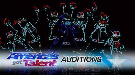 america s got talent light balance ukrainian dance troupe light balance america s got
