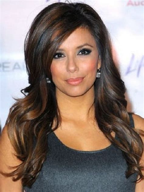 color hairstyles for brunettes brilliant hair color ideas for brunettes