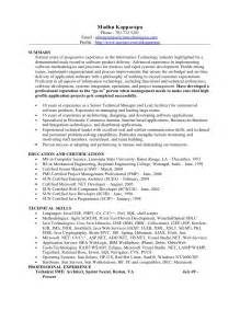 Resume Samples For Lecturer In Engineering College Resume Format Resume Format For Lecturer In Engineering