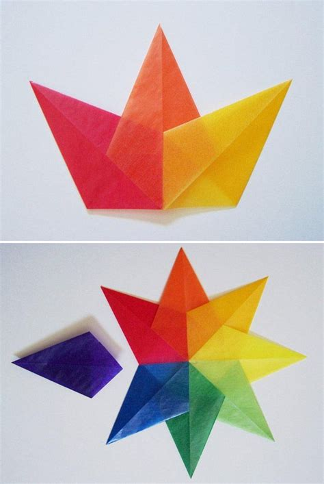 Kite Paper Craft - crafts for kite paper paper craft