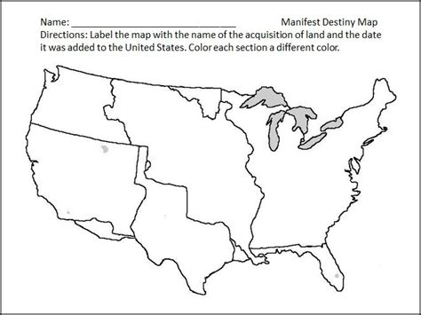 manifest destiny map manifest destiny map black and white www imgkid the image kid has it