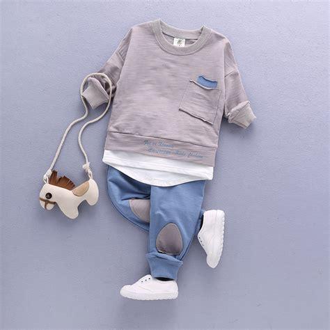 Set Modas Kid 2017 children clothing set baby s sets children s