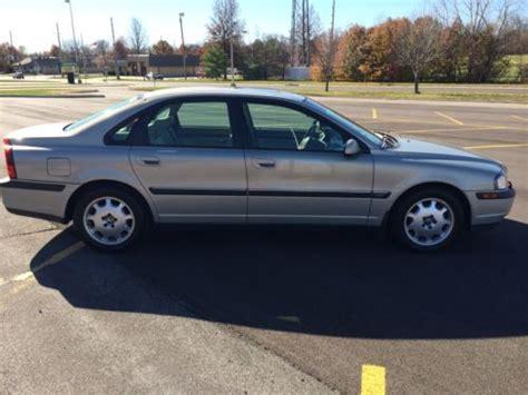 2001 volvo s80 2 9 sell used 2001 volvo s80 2 9 sedan 4 door 2 9l in belton