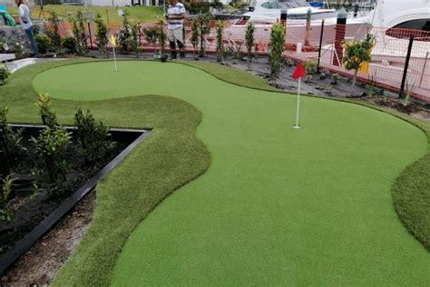 backyard golf green auckland artificial turf specialists