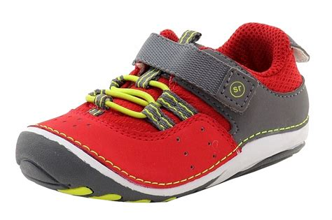 stride rite baby shoes stride rite toddler boy s soft motion amos sneakers shoes