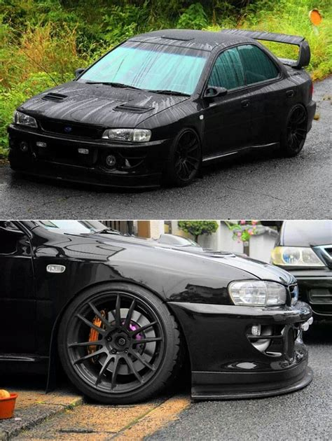 slammed subaru 22b 98 best subaru images on pinterest