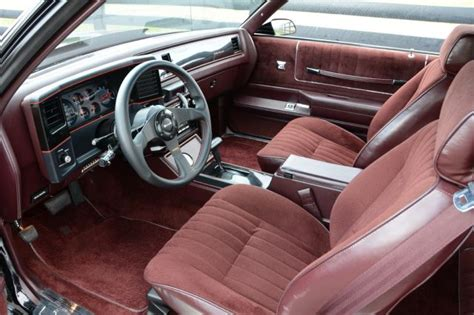 Monte Carlo Interior by Meet The 1988 Monte Carlo Ss Chevrolet Should Built