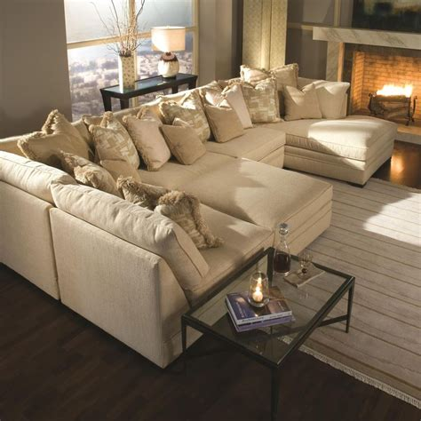 couch u 25 best ideas about u shaped sectional on pinterest u