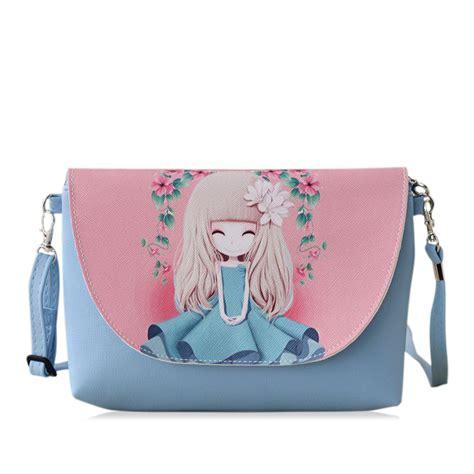 Griliy Bag 2016 new printing bag pu leather mini