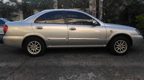 nissan cars sentra nissan sentra 2005 car for sale metro manila philippines