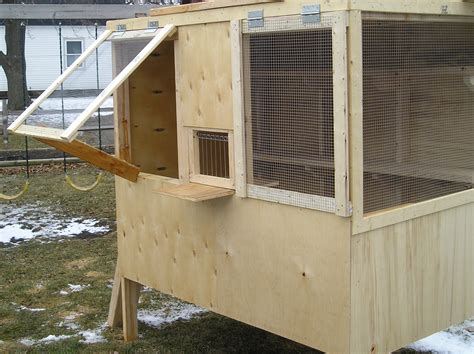 couple of pigeon coop questions