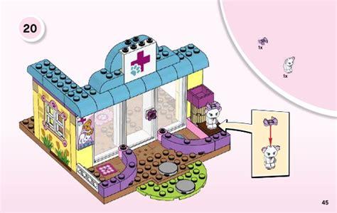 Lego Juniors Mias Vet Clinic 10728 lego s vet clinic 10728 4 juniors