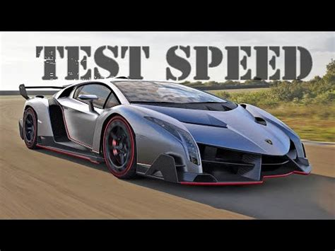 Lamborghini Vs Speed Lamborghini Veneno Vs Test Speed Nfs Rivals