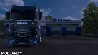 Volvo Trucks Interior Scania R1000 Mods Mod For Ets 2