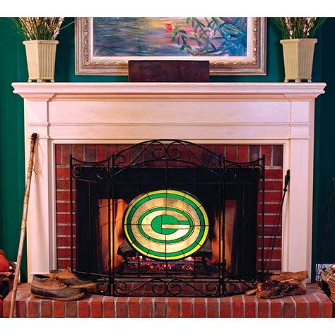 Fireplace Store Pittsburgh by Licensed Mlb Fireplace Screen 27999 Sports Fan Gifts At