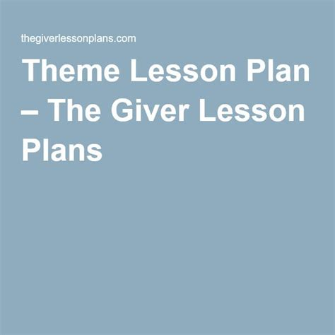 themes in book the giver 17 best images about the giver on pinterest lesson plans