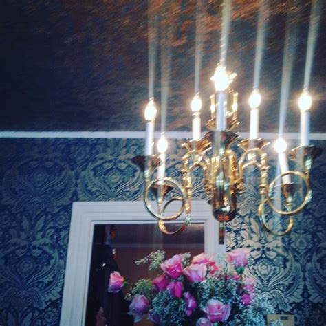 victorian inspiration  dining room candle sconces
